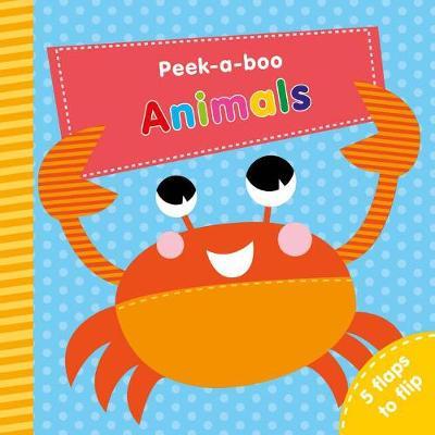 Animals (Peek-a-boo) book