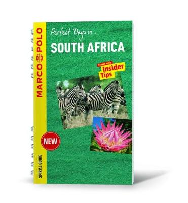 South Africa Marco Polo Travel Guide - with pull out map (Marco Polo Spiral Guides) by Marco Polo