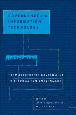 Governance and Information Technology by David Lazer