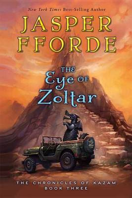 The Eye of Zoltar by Jasper Fforde