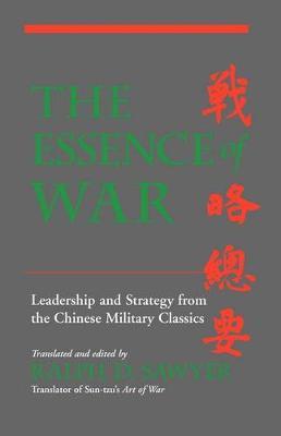Essence Of War book