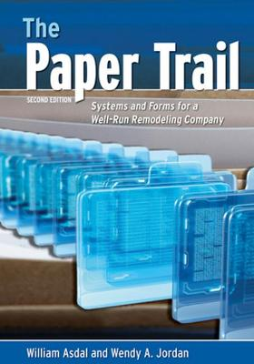 The Paper Trail by William Asdal