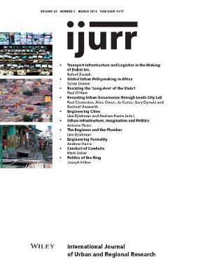 International Journal of Urban and Regional Research by Maria Kaika