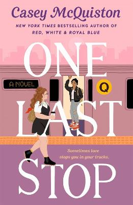 One Last Stop book