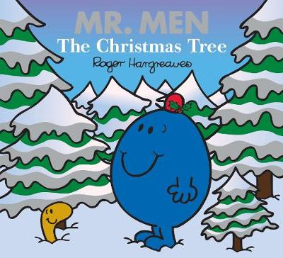 Mr. Men The Christmas Tree book