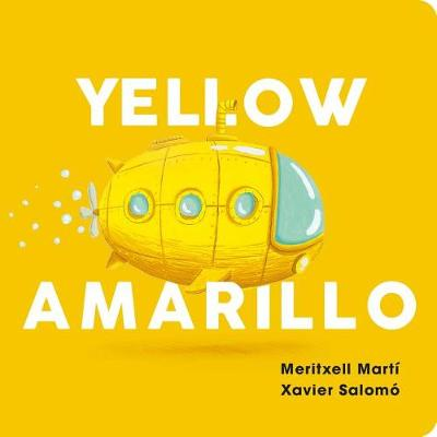 Yellow-Amarillo by Xavier Salomo