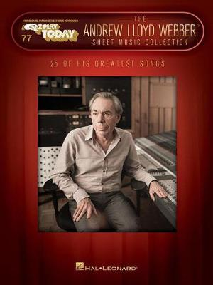 The Andrew Lloyd Webber Sheet Music Collection by Andrew Lloyd Webber