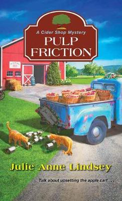 Pulp Friction by Julie Anne Lindsey