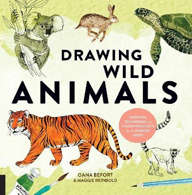 Drawing Wild Animals book