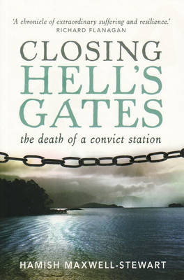 Closing Hell's Gates book