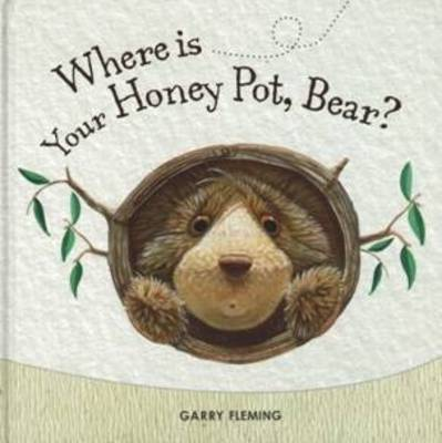 Wheres The Honey Pot book