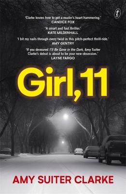 Girl, 11 book