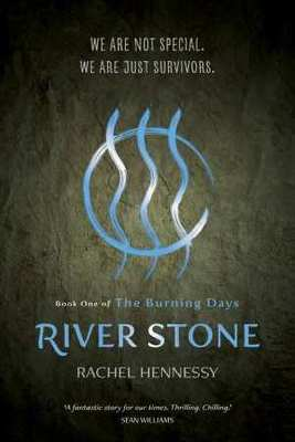 River Stone by Rachel Hennessy