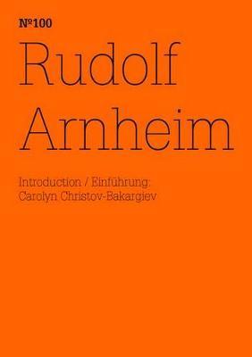 Rudolf Arnheim book