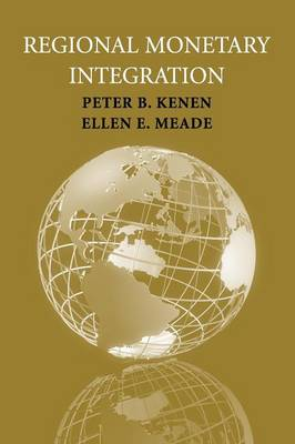 Regional Monetary Integration book
