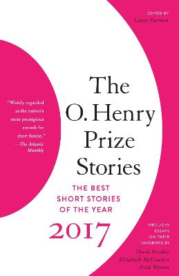 O. Henry Prize Stories 2017 book