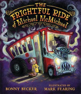 Frightful Ride of Michael McMichael book