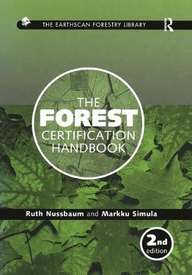 Forest Certification Handbook book