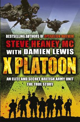 X Platoon book
