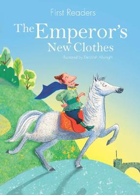 First Readers The Emperor's New Clothes book