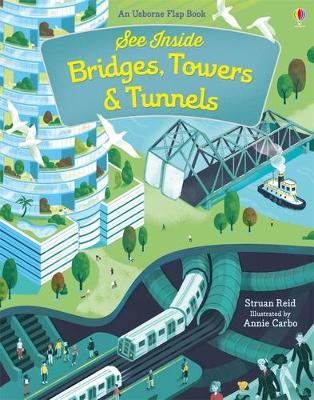 See Inside Bridges, Towers and Tunnels book