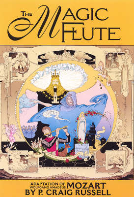 The Magic Flute by P. Craig Russell