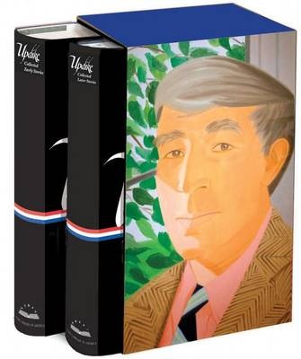 John Updike: The Collected Stories: A Library of America Boxed Set by John Updike