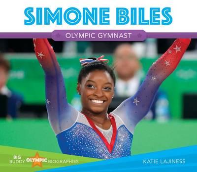 Simone Biles by Katie Lajiness