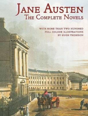 The Jane Austen - the Complete Novels by Jane Austen