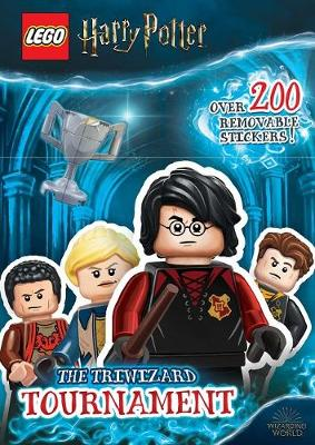 LEGO Harry Potter: Triwizard Tournament Sticker Activity Book book