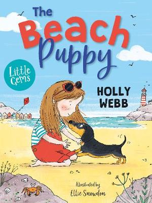 The Beach Puppy by Holly Webb