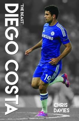 Diego Costa by Chris Davies