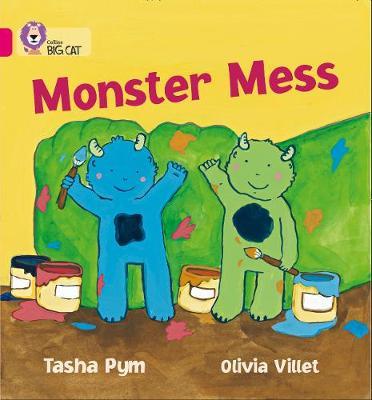 Monster Mess by Tasha Pym