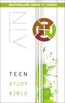 NIV, Teen Study Bible, Paperback by Zondervan