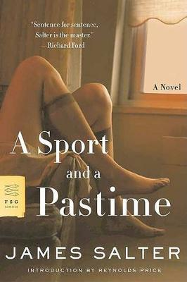 Sport and a Pastime by James Salter