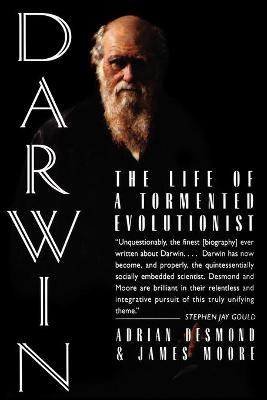 Darwin: The Life of a Tormented Evolutionist book