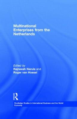 Multinational Enterprises from the Netherlands book
