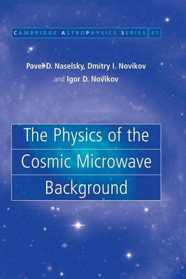 Physics of the Cosmic Microwave Background book