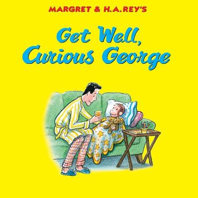 Get Well, Curious George book