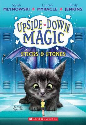 Sticks & Stones (Upside-Down Magic #2) by Sarah Mlynowski