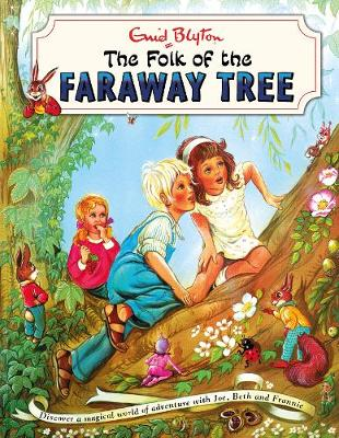 The Folk of the Faraway Tree Vintage by Enid Blyton