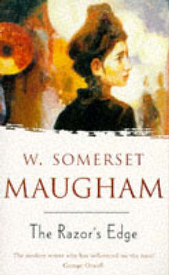 The The Razor's Edge by W. Somerset Maugham