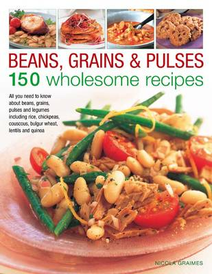 Beans, Grains and Pulses book