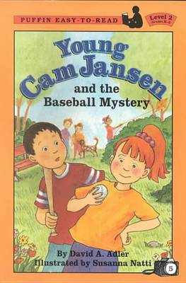 Young CAM Jansen and the Baseball Mystery book