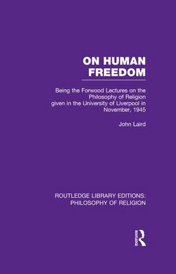 On Human Freedom by John Laird