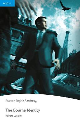Level 4: The Bourne Identity Book and MP3 Pack by Robert Ludlum