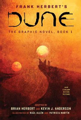 DUNE: The Graphic Novel, Book 1: Dune book