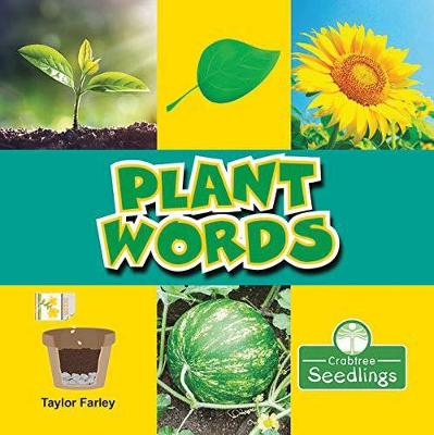 Plant Words book
