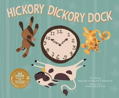 Hickory Dickory Dock by Megan Borgert-Spaniol