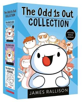 The Odd 1s Out Boxed Set by James Rallison